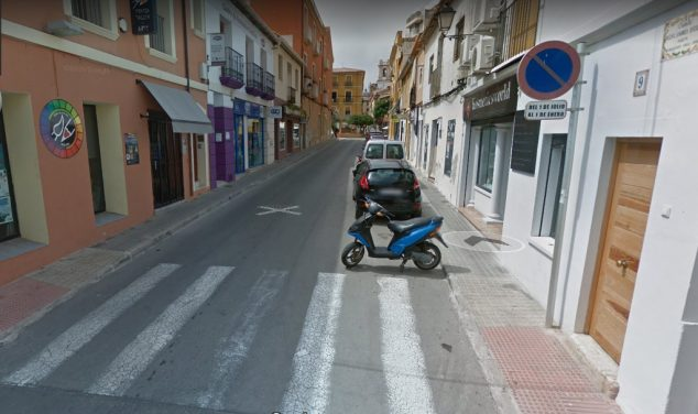 Imagen: Calle Vicent Andrés Estellés