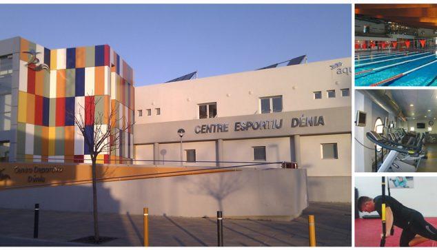 Imagen: Centro deportivo Aqualia en Dénia
