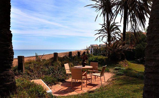 Bild: Villa zum Verkauf am Strand in Dénia - Euroholding