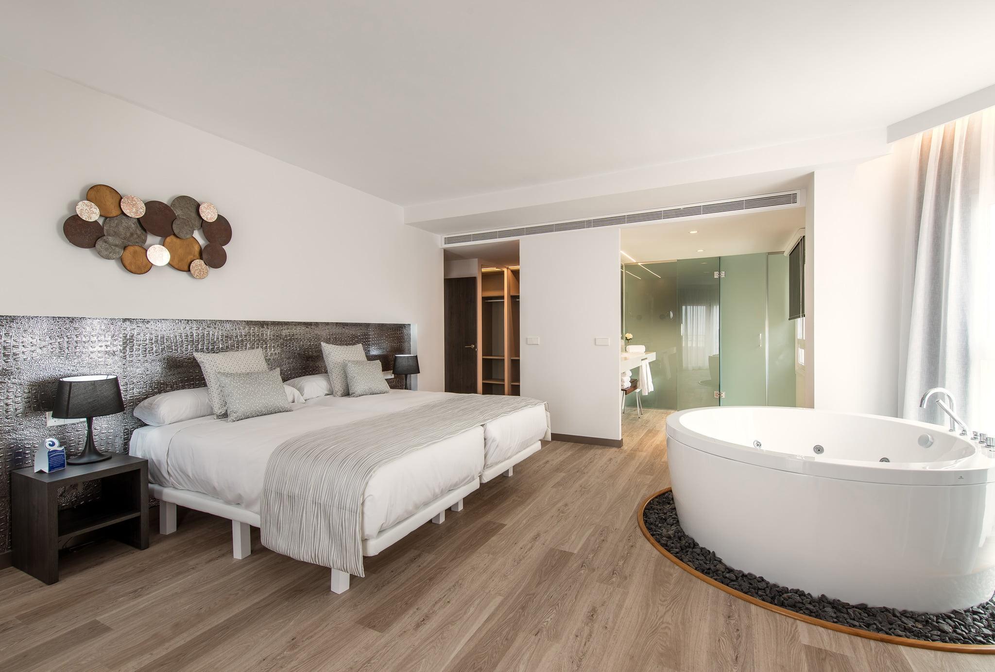Dormitorio en Oliva Nova