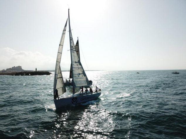 Imatge: Embarcacions participants a la Diana d'Or