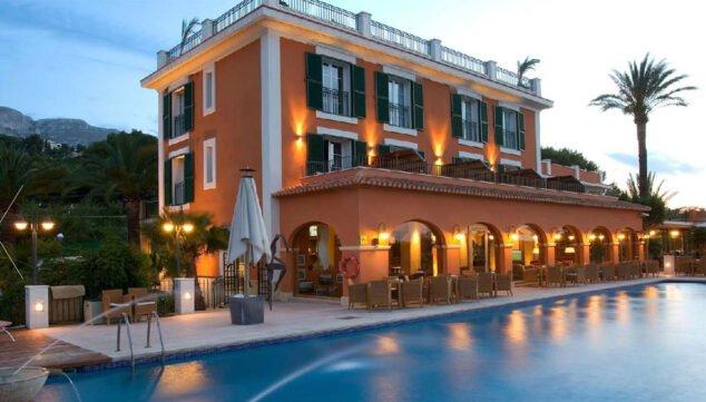 Imagen: Exterior de Hotel Les Rotes