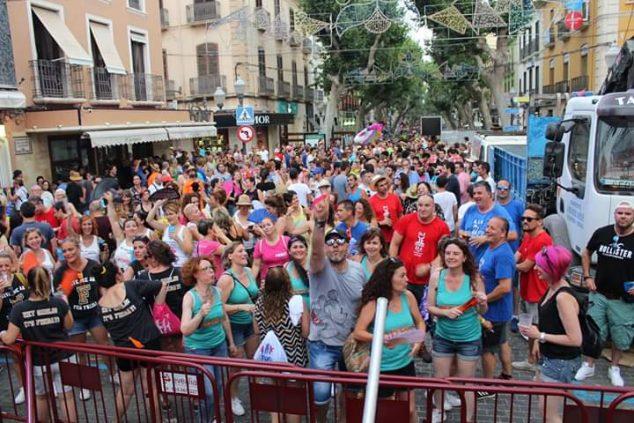 Imagen: Festa Major de Dénia