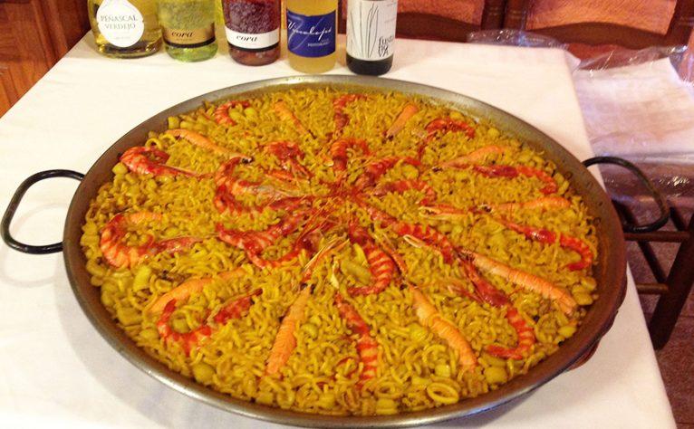 Fideuà - Isa Restaurant
