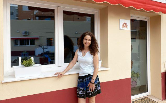 Imatge: La directora de centre, Gemma Maria Sanabria - CEI El Castellet