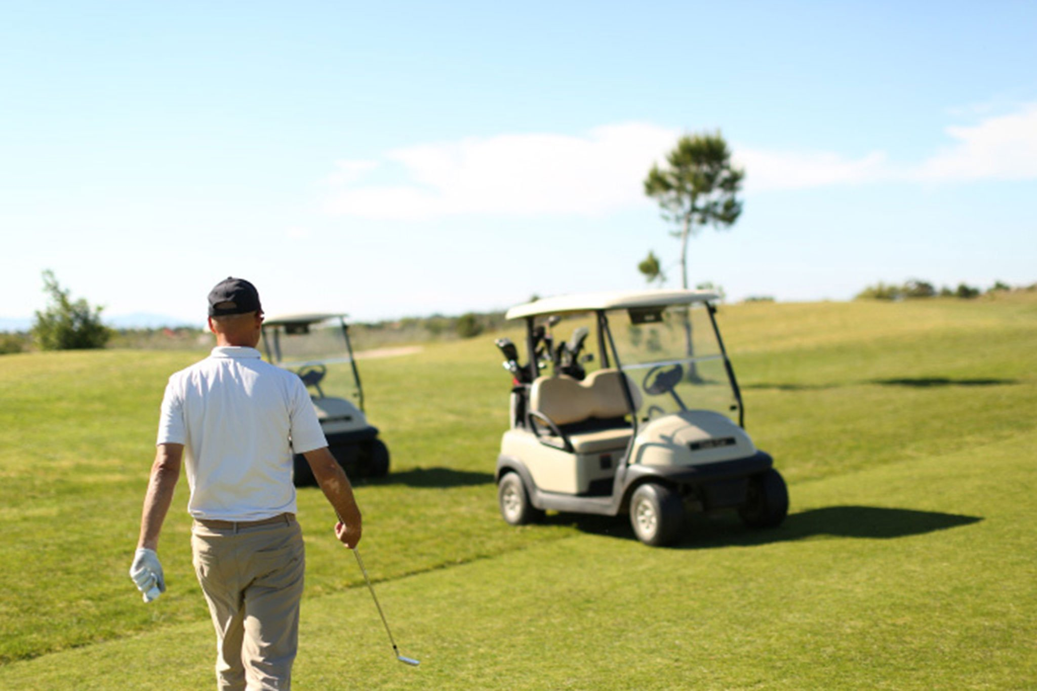Golf in Dénia - La Sella Golf