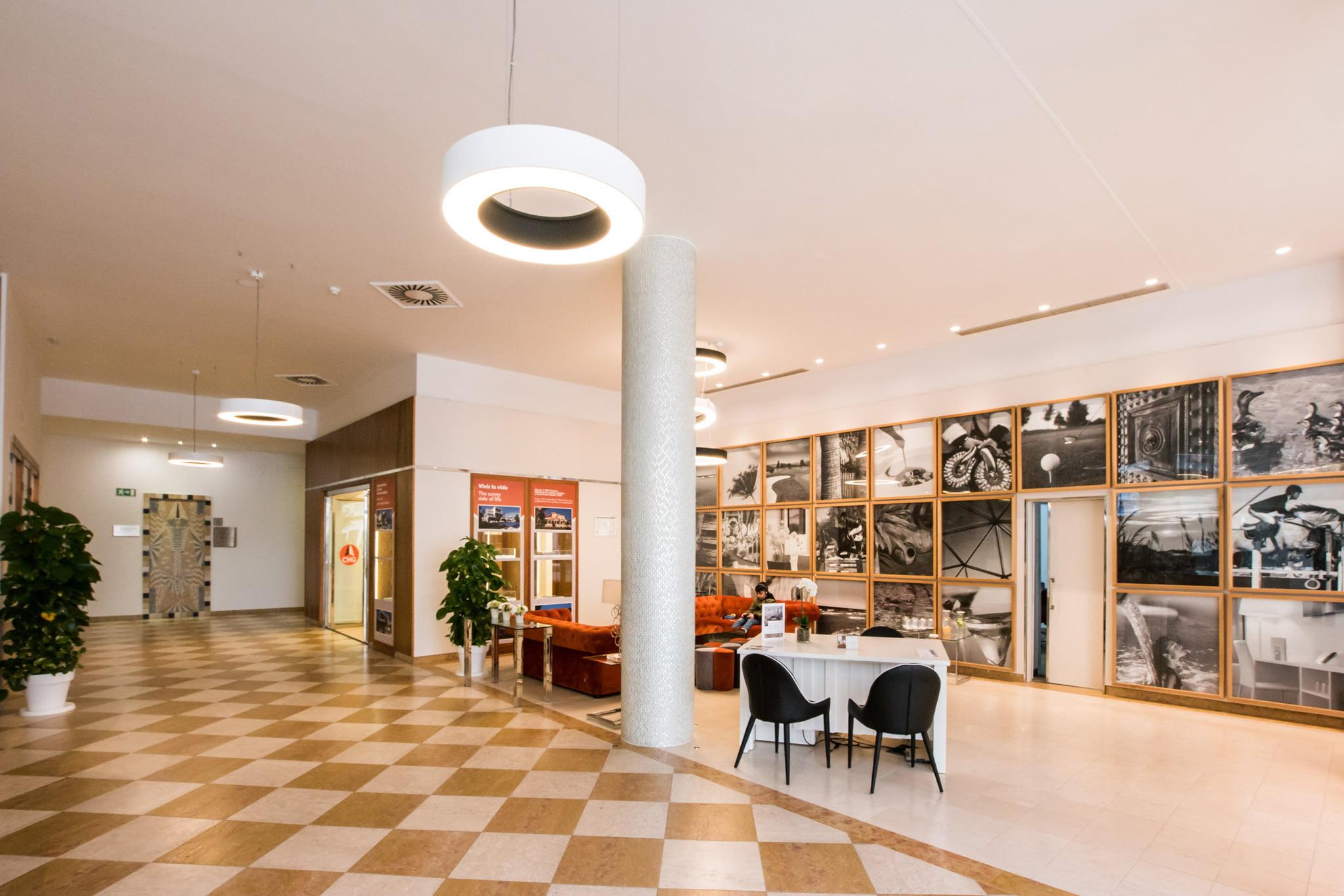 Interior Oliva Nova