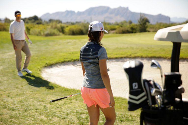 Playing golf at Marina Alta - La Sella Golf