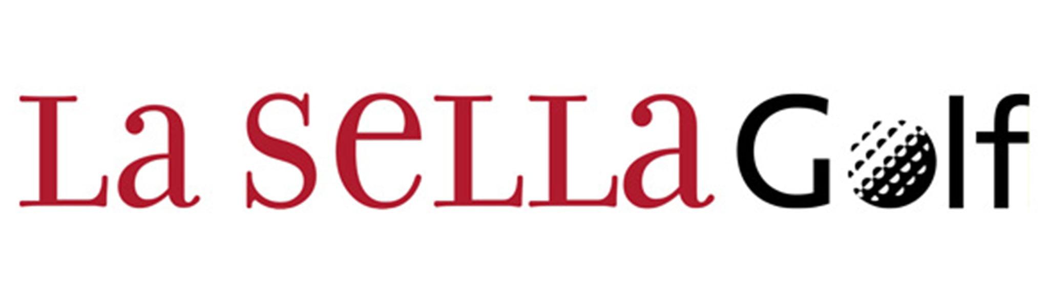 La Sella Golf's logo