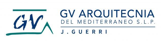 Image: GV Arquitecnia logo