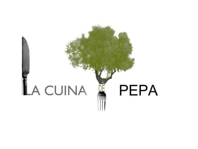 Imagen: Logotipo de La Cuina de Pepa