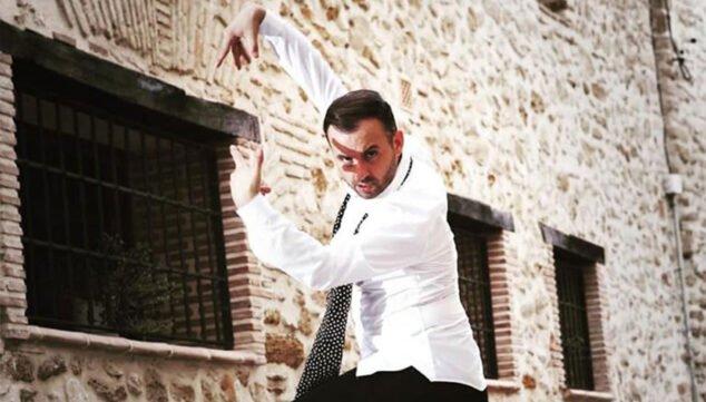 Imagen: El bailarín y profesor Miguel Ángel Bolo