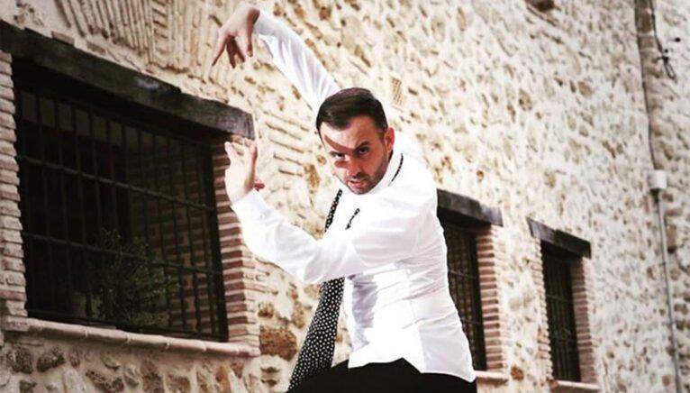 El bailarín y profesor Miguel Ángel Bolo
