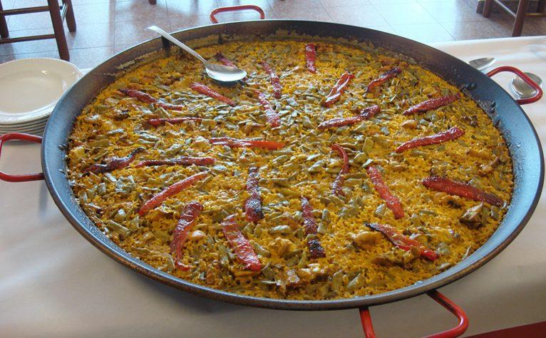 Paella in Denia - Isa Restaurant