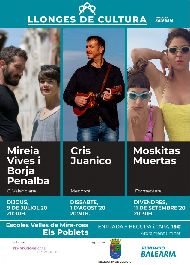 Image: Cultural programming of the Baleària Foundation