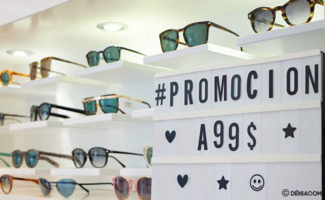 Imagen: Rebajas en gafas de sol y en todos los artículos - Óptica Romany