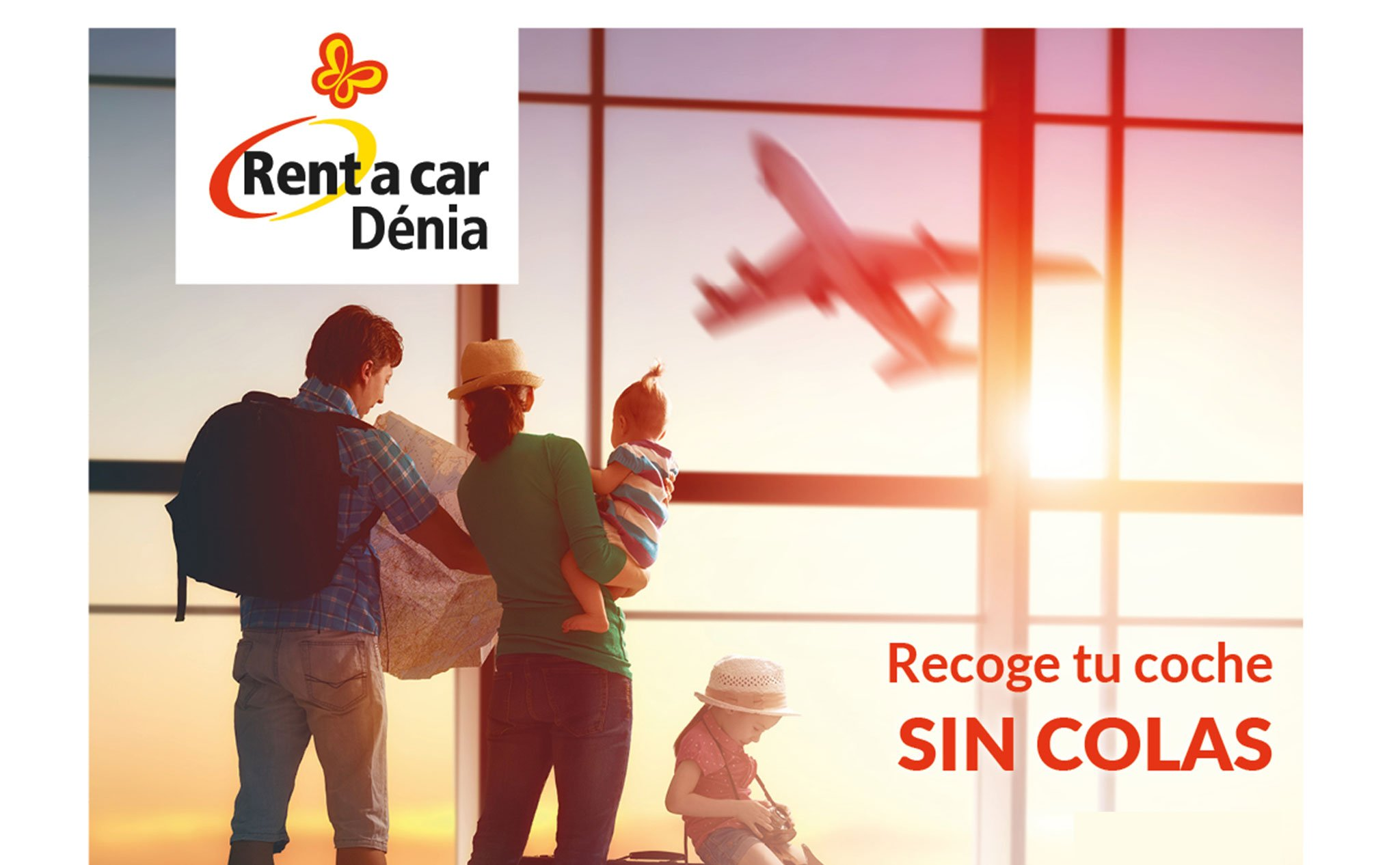 Trust Rent a Car Dénia to rent your vehicle