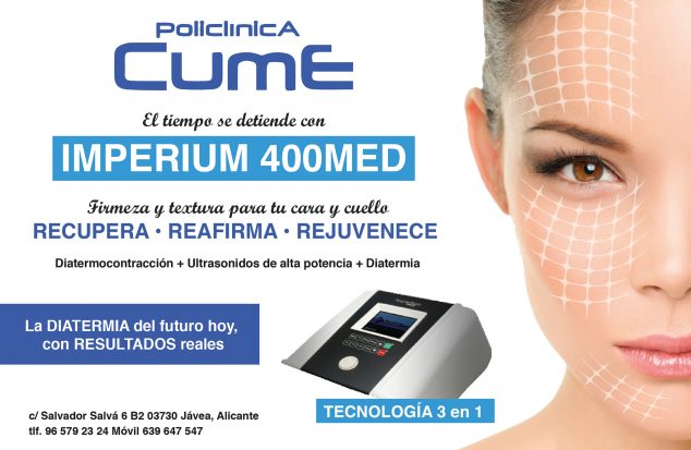 Image: Recover the firmness of your skin - CUME Polyclinic