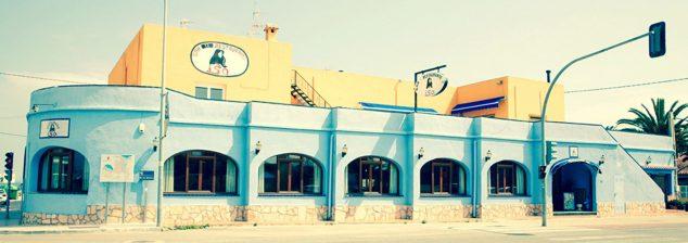 Imagen: Exterior del Restaurante Isa