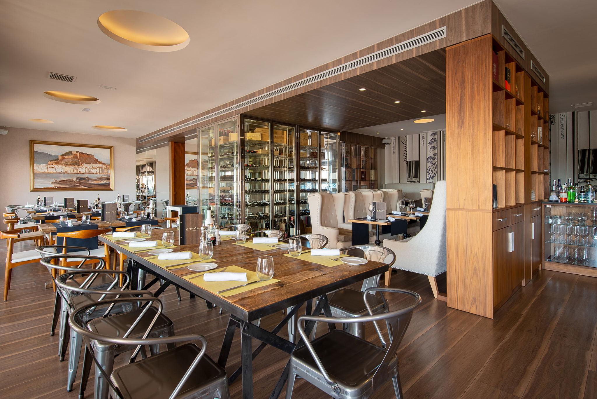 Sorteo de una cena para dos en Restaurante Aura – Oliva Nova