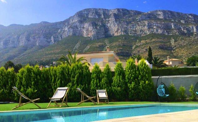 Imagen: Villa con vistas al Montgó - Deniasol