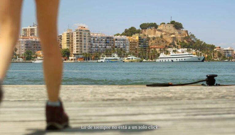 Captura del spot #totADénia