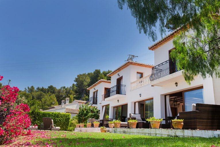 Casas de lujo Jávea – Rock Rentals