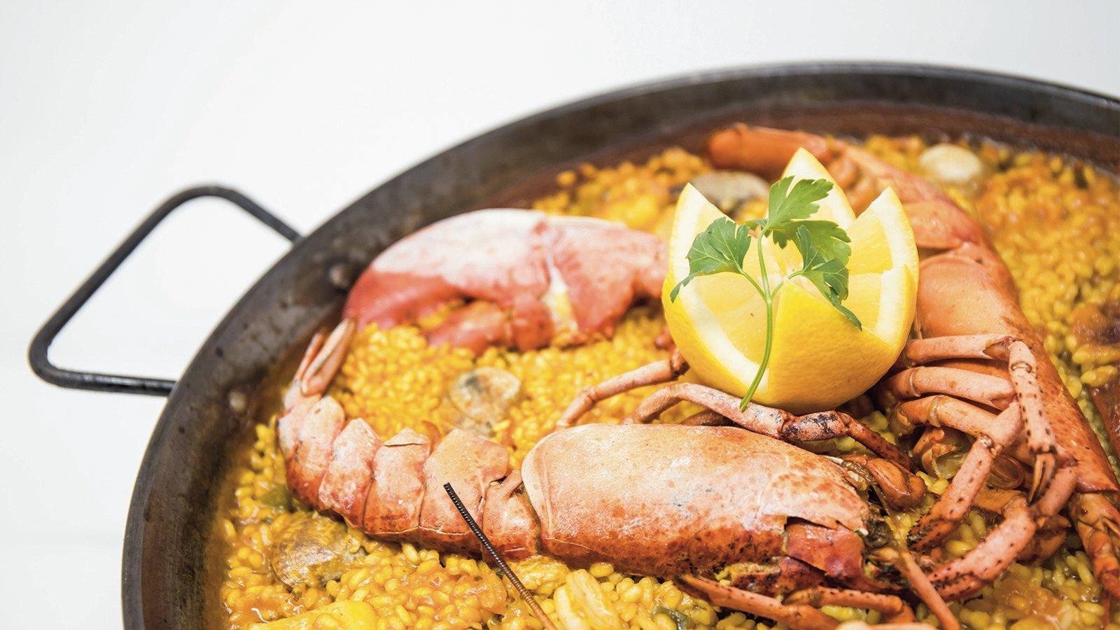 Comer arroz en Dénia – Arrozes