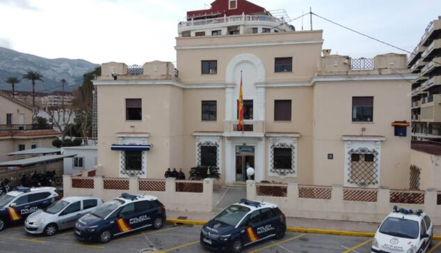 Image: Dénia Police Station