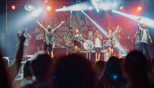 Image: La Fúmiga concert this summer   Photo by GarayGreen