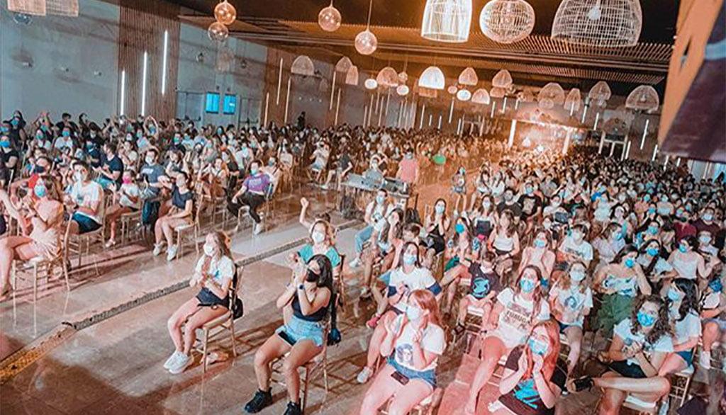 Concierto en Alzira autoproducido por el grupo | Foto de GarayGreen