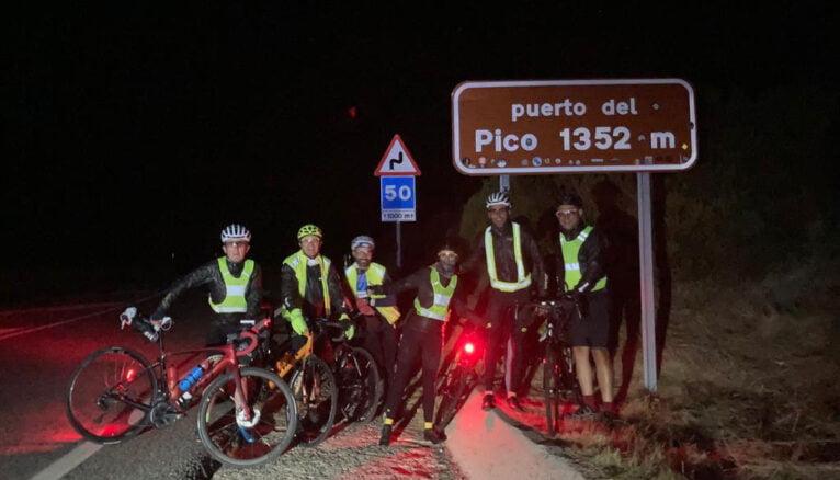 Conquista del puerto del Pico