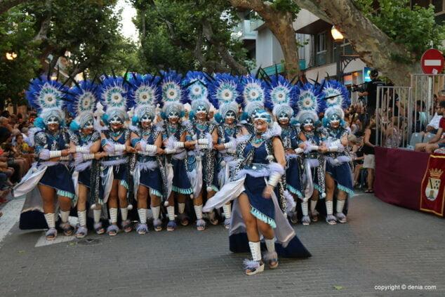 Imagen: Desfile de gala de 2019