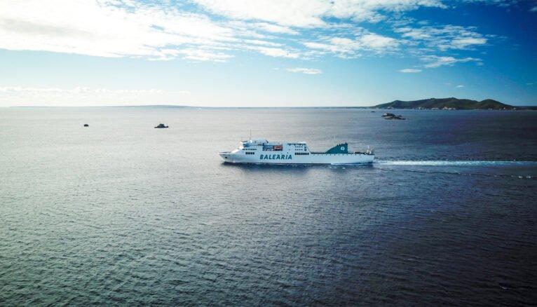 El ferry Sicilia se incorpora a la flota de Baleària
