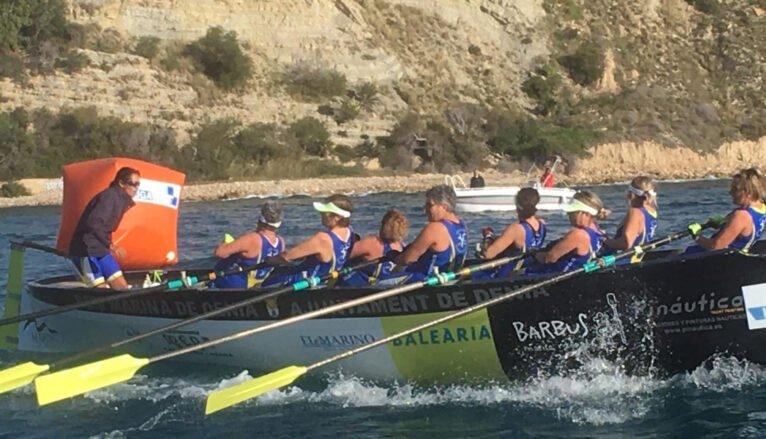 Équipe d'aviron de Marina de Dénia