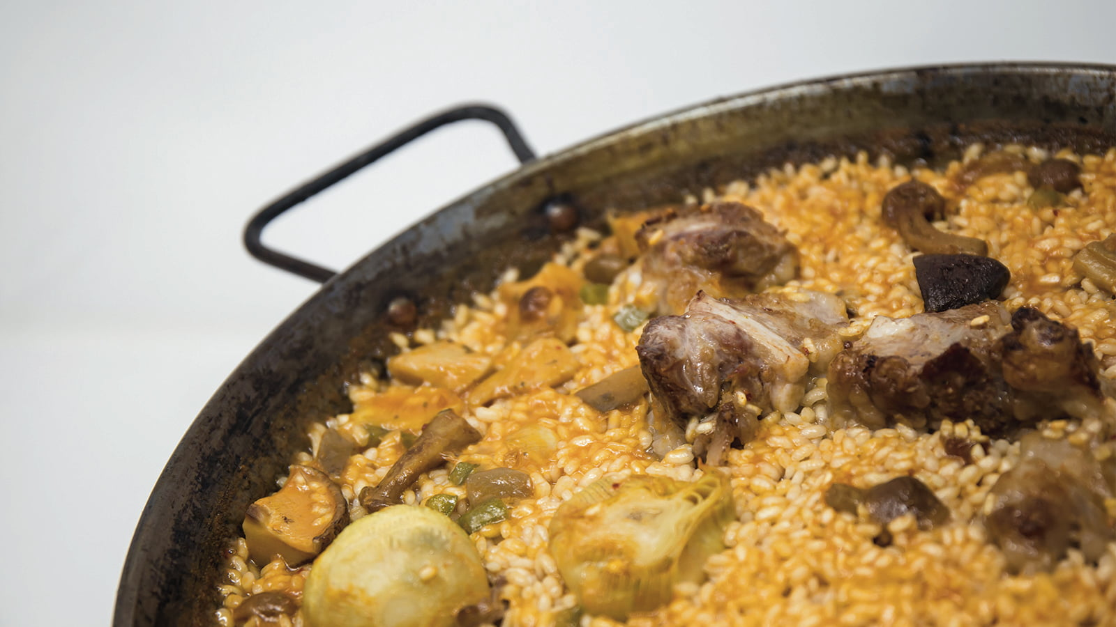 Exquisita paella – Arrozes
