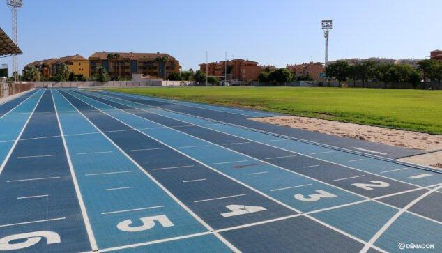 Imatge: Nova pista d'atletisme