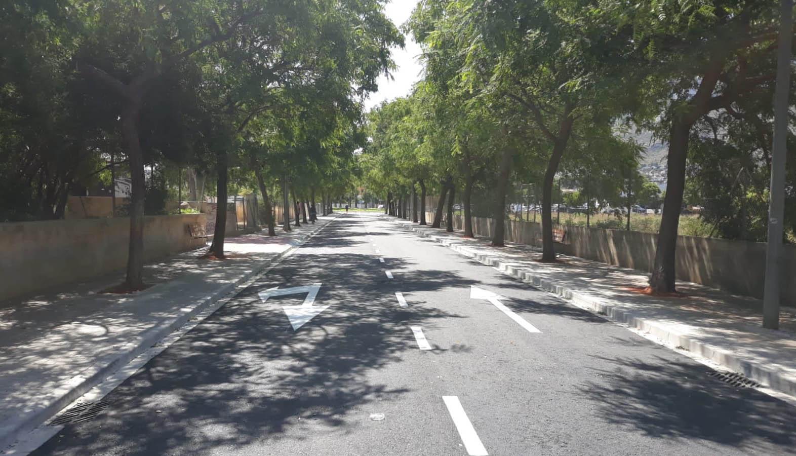 Nuevo Camí de Sant Joan