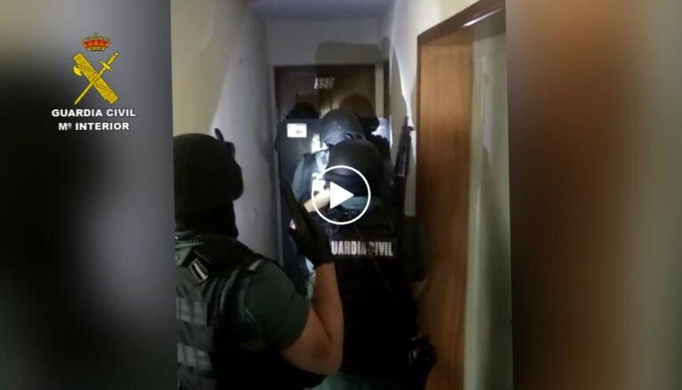 Play registro Guardia Civil