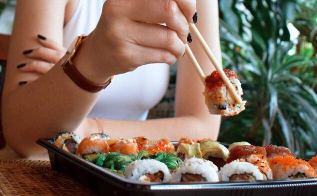 Immagine: consegna di sushi a Denia e regione - Taberna Sushiber