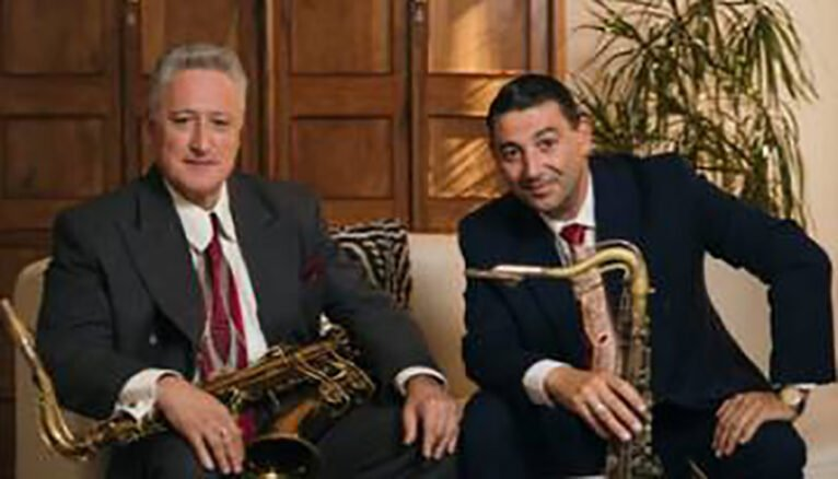 The Ray Gelato-Enric Peidro Quintet