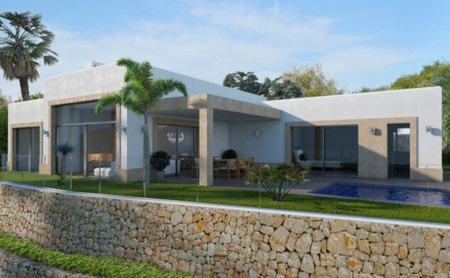 Image: Maison individuelle à Dénia - Lucas Graf Projects