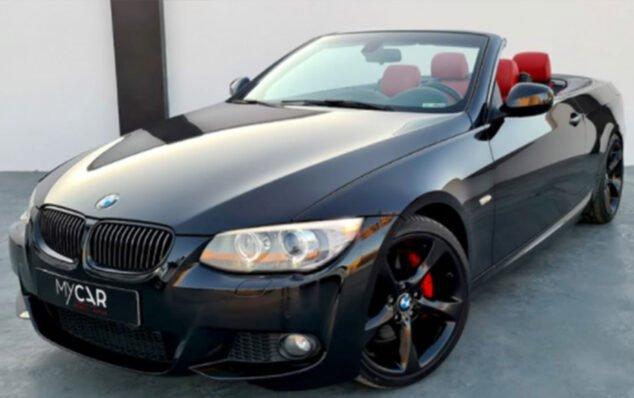Image: BMW Série 3 335iA Cabrio - MA VOITURE Select Autos