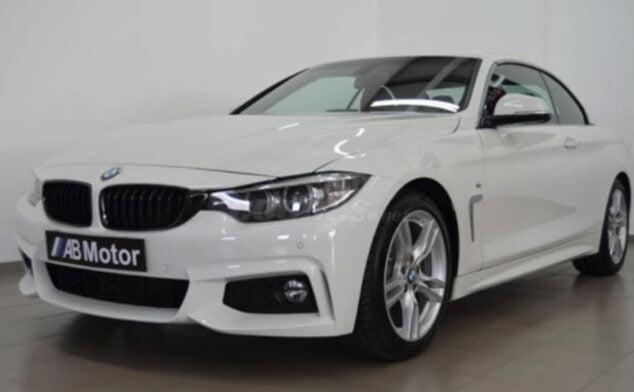 Image: BMW 4 Series - AB Motor