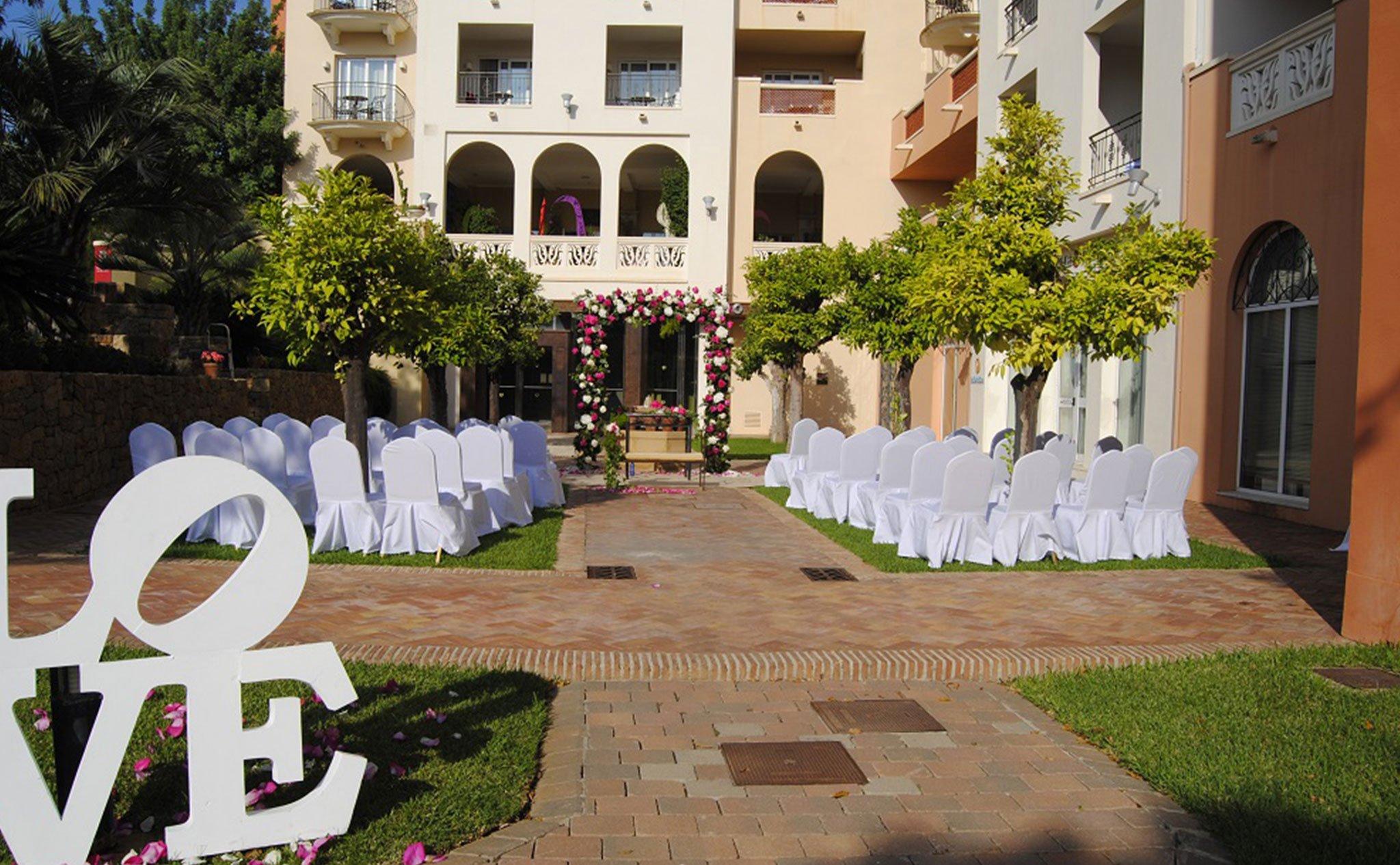 Bodas en Dénia –  Hotel Dénia Marriott La Sella Golf Resort & Spa