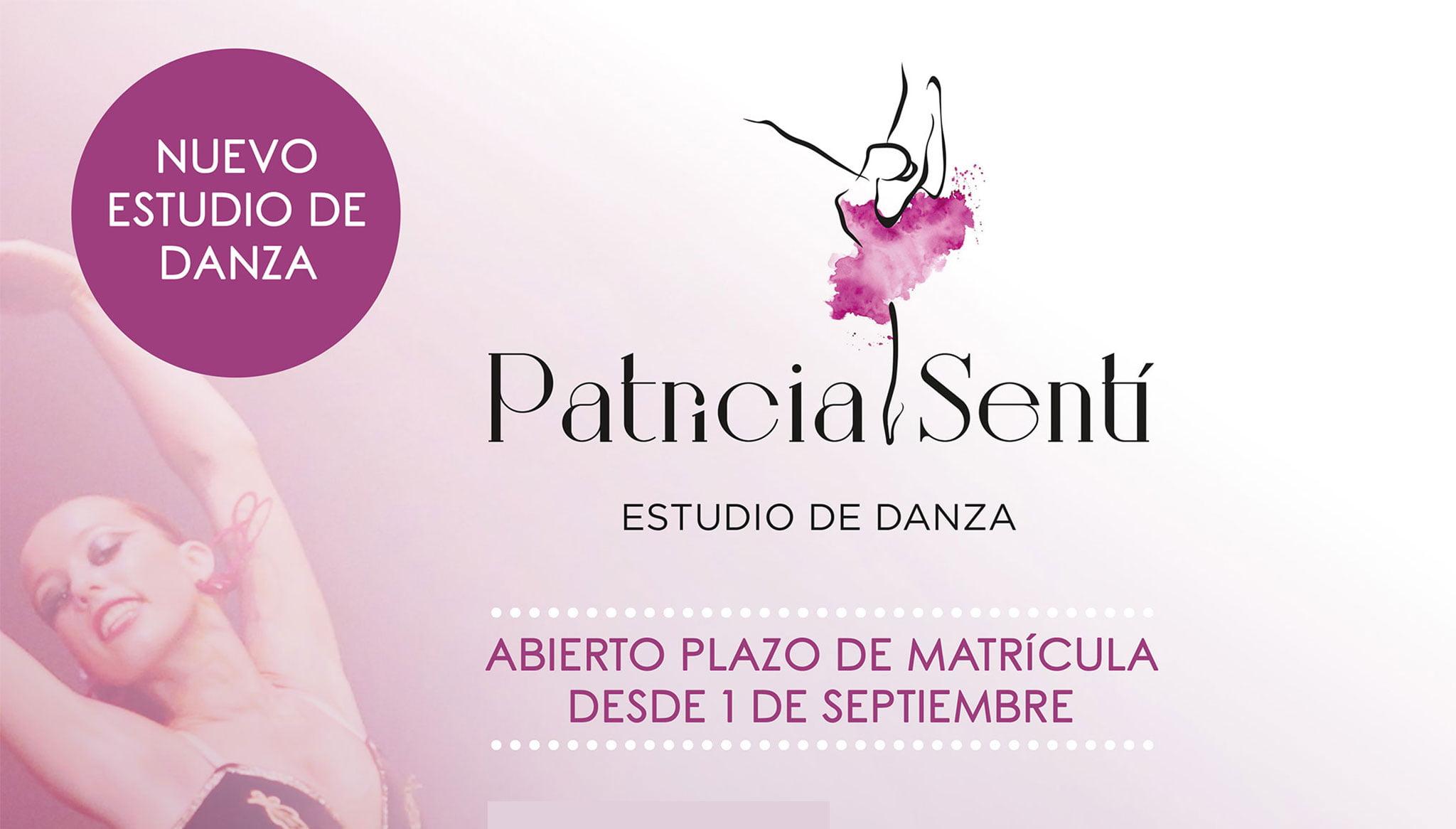 Cartel del curso 2020-2021 – Estudio de Danza Patricia Sentí