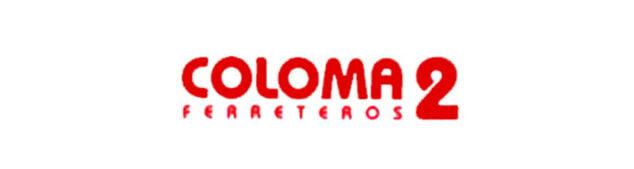 Imagen: Logotipo de Coloma 2 Ferreteros