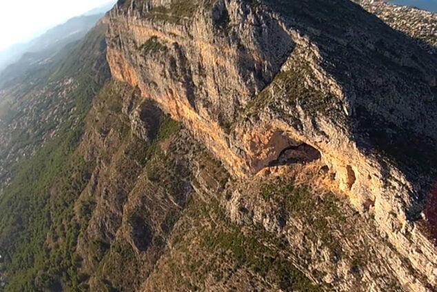 Bild: Blick auf die Cova Ampla