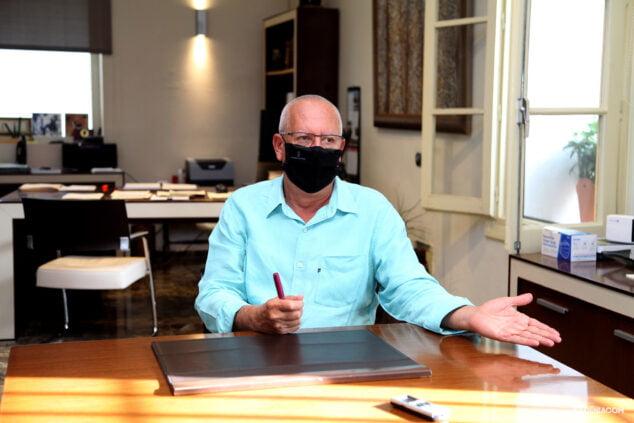 Image: Le maire de Dénia défend la saison touristique 2020 | Tino Calvo