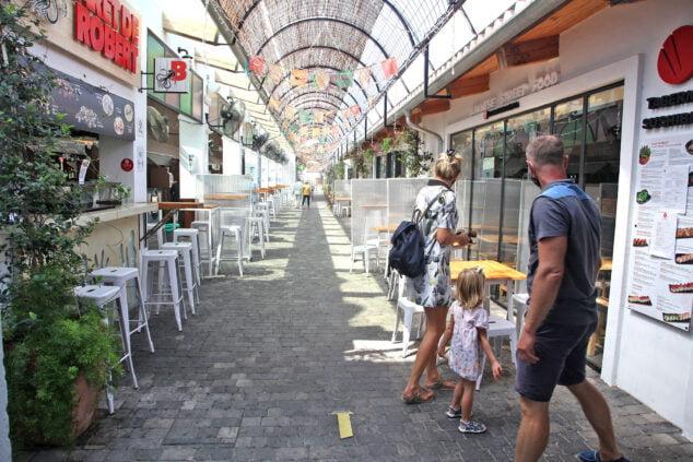 Afbeelding: De gastronomische markt van Els Magazinos | Tino Calvo